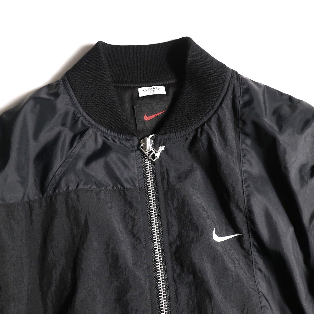 OLD PARK / Flight Jacket Sports Nike リブ