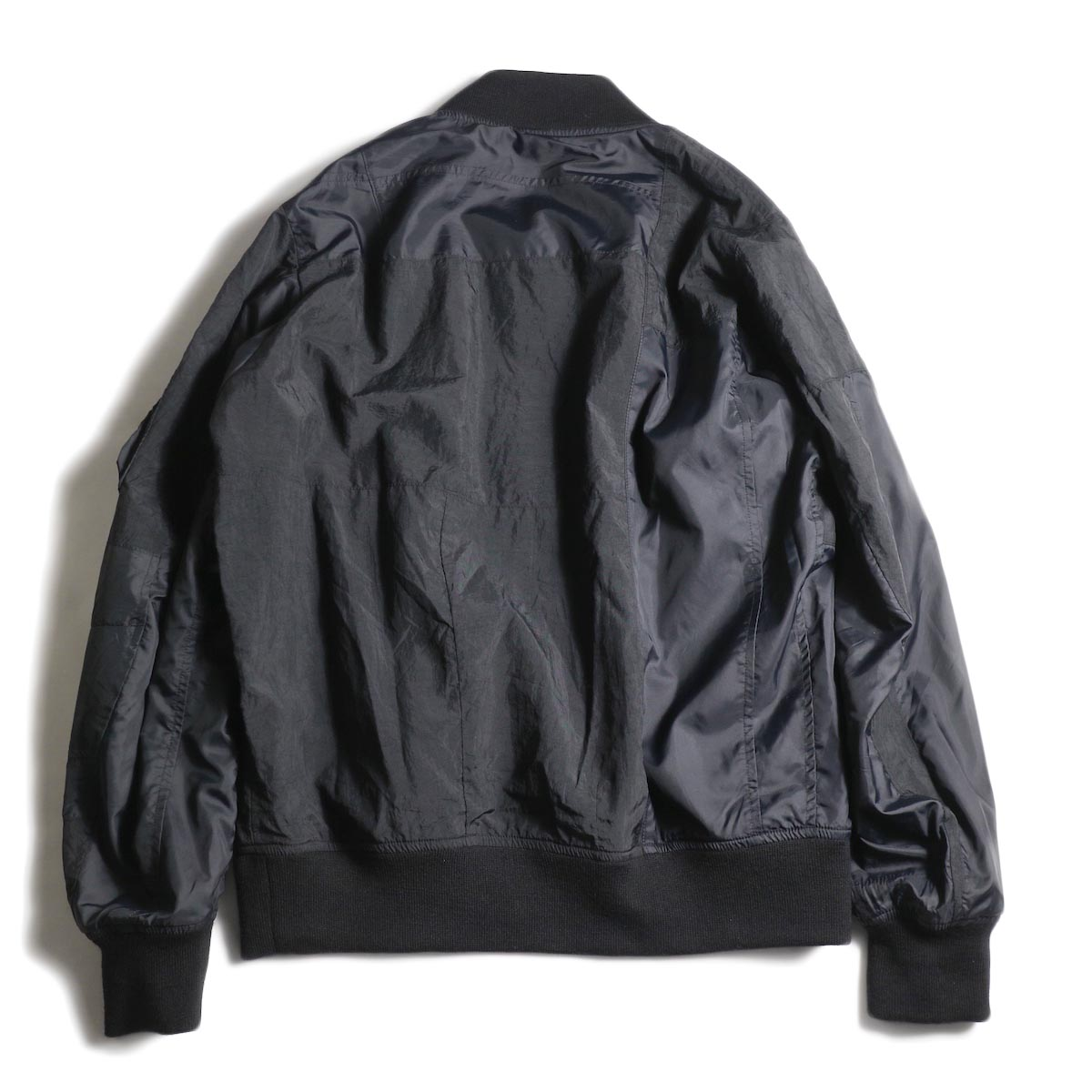 OLD PARK / Flight Jacket Sports Nike 背面