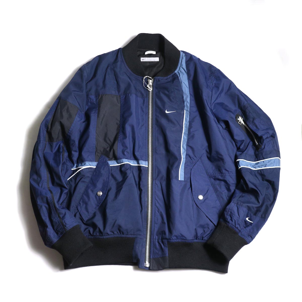 OLD PARK / Flight Jacket Sports -Nike (XLsize)
