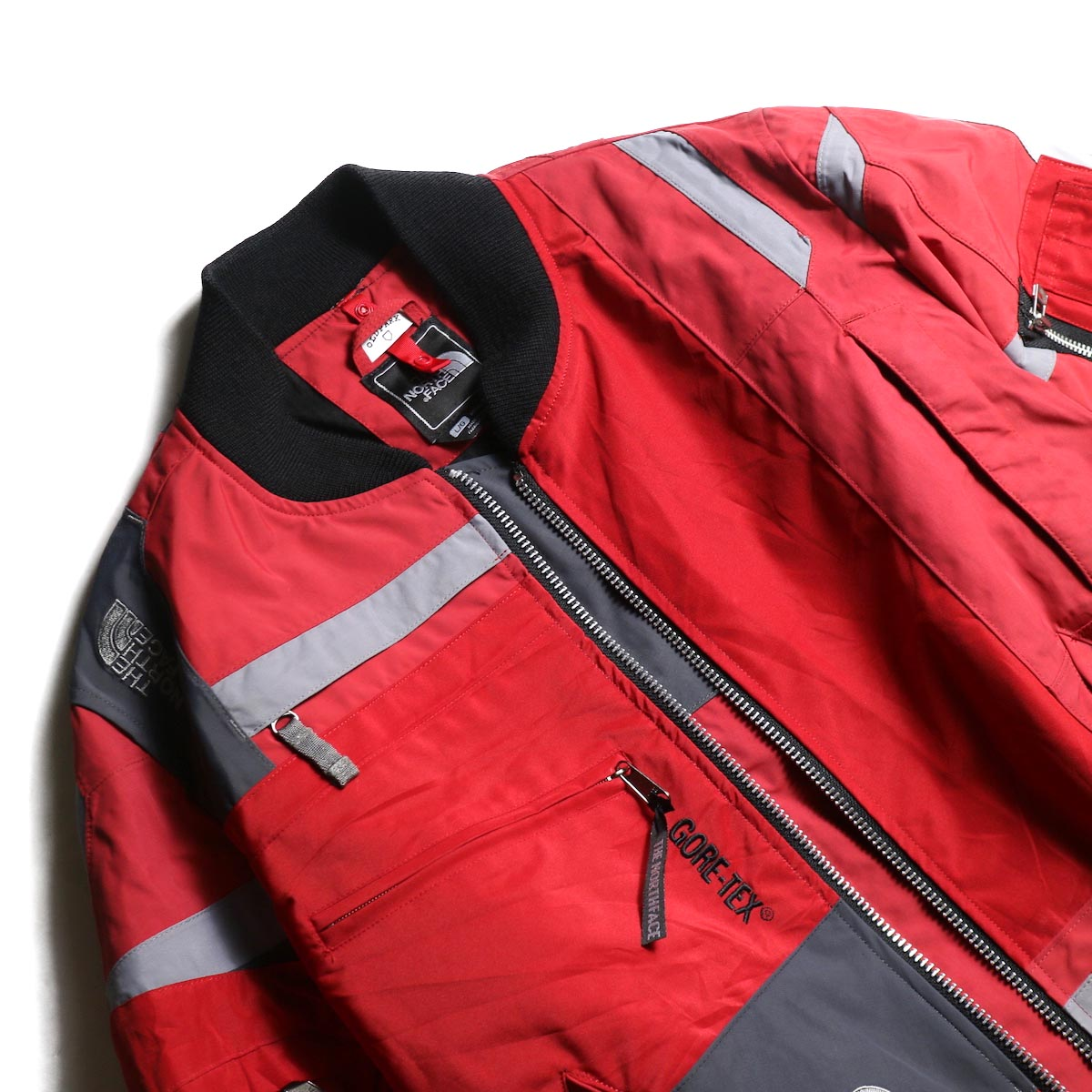 OLD PARK / Flight Jacket (OUTDOOR)(Lsize) 襟