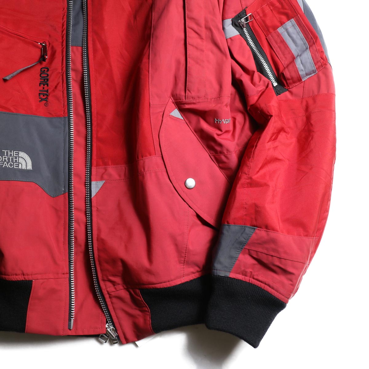 OLD PARK / Flight Jacket (OUTDOOR)(Lsize)袖、裾