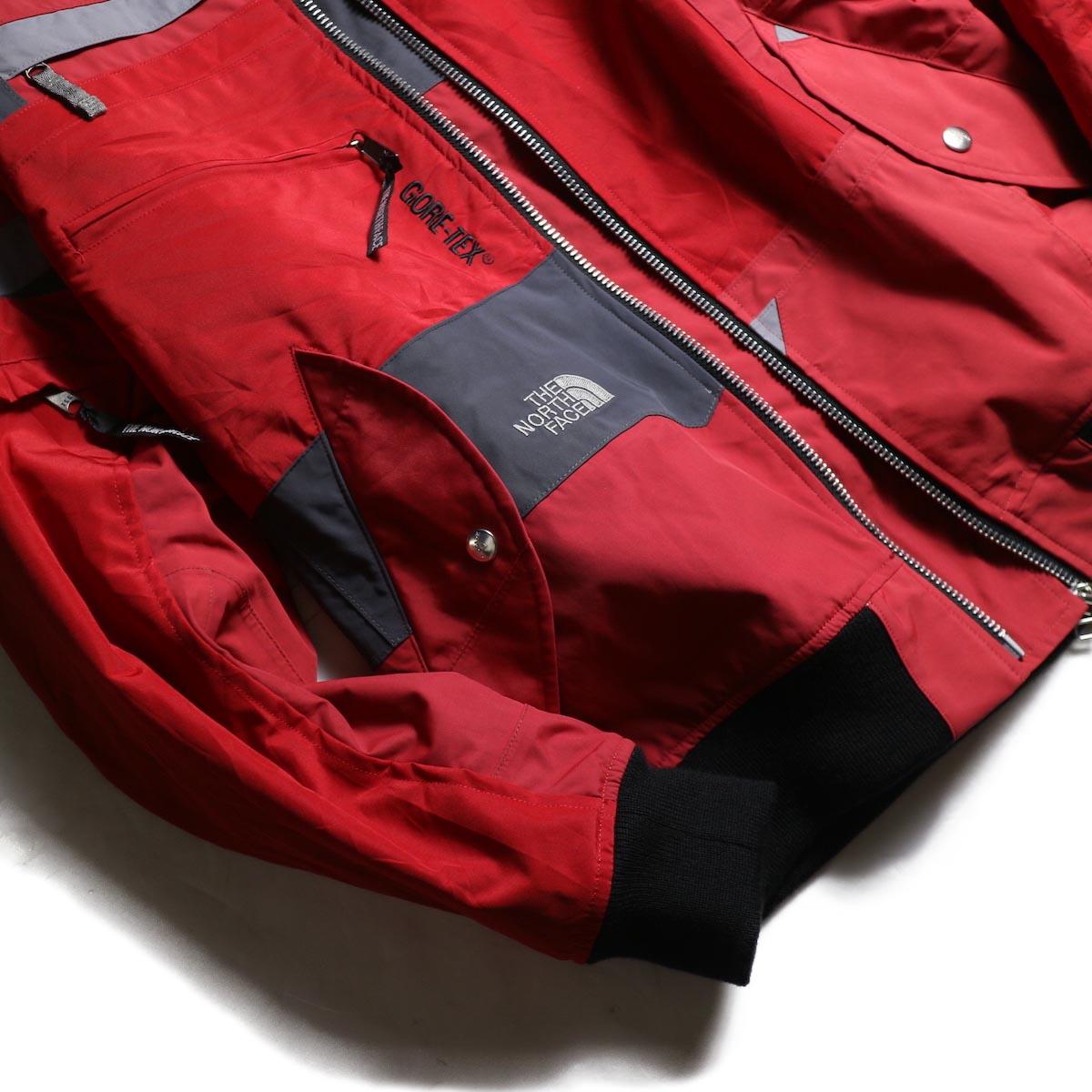 OLD PARK / Flight Jacket (OUTDOOR)(Lsize) ポケット