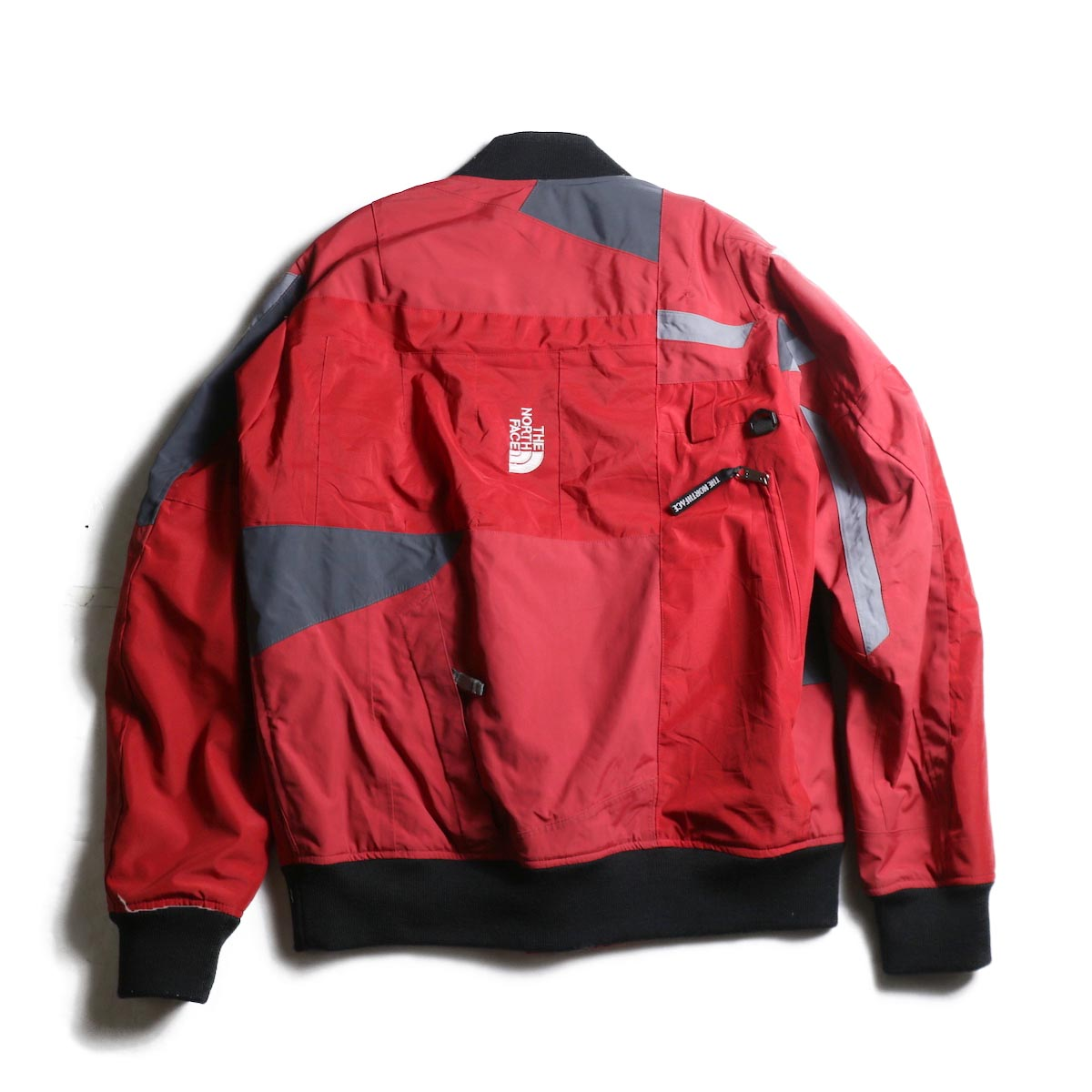 OLD PARK / Flight Jacket (OUTDOOR)(Lsize) 背面