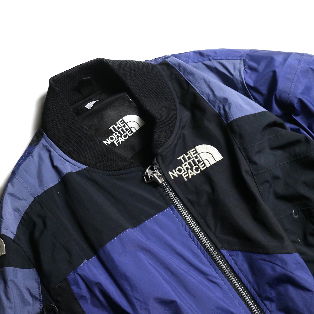 OLD PARK / Flight Jacket (OUTDOOR)(XLsize) 襟