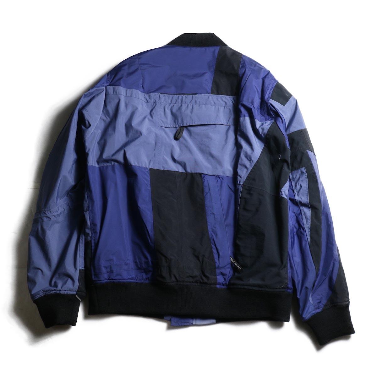 OLD PARK / Flight Jacket (OUTDOOR)(XLsize) 背面