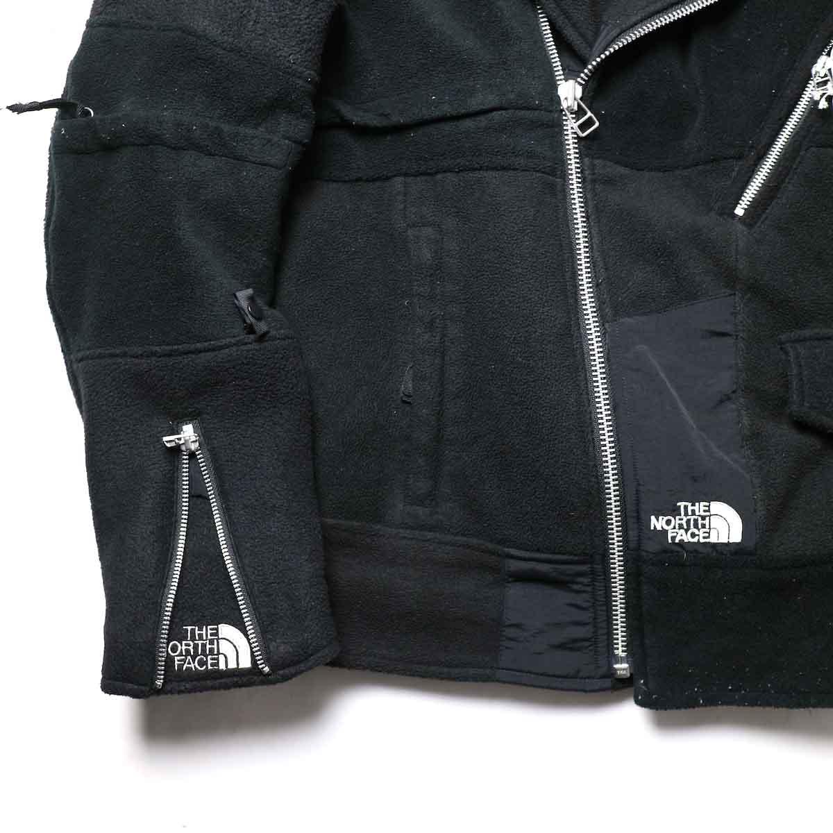 OLD PARK / Oversized Riders Jacket -Outdoor 袖zip