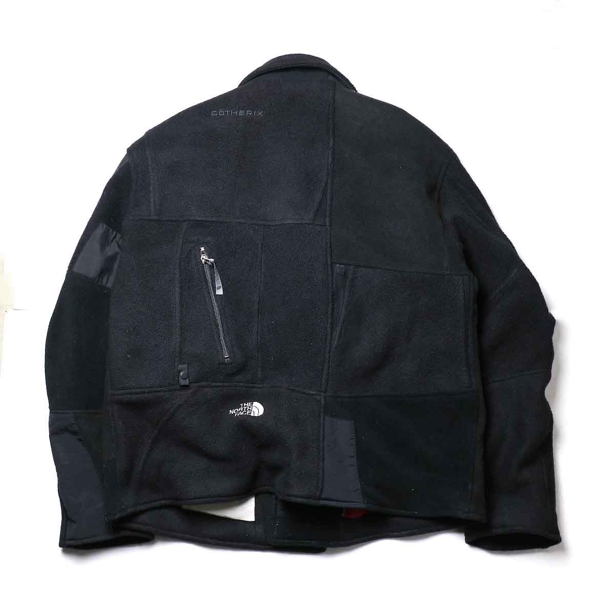 OLD PARK / Oversized Riders Jacket -Outdoor 背面