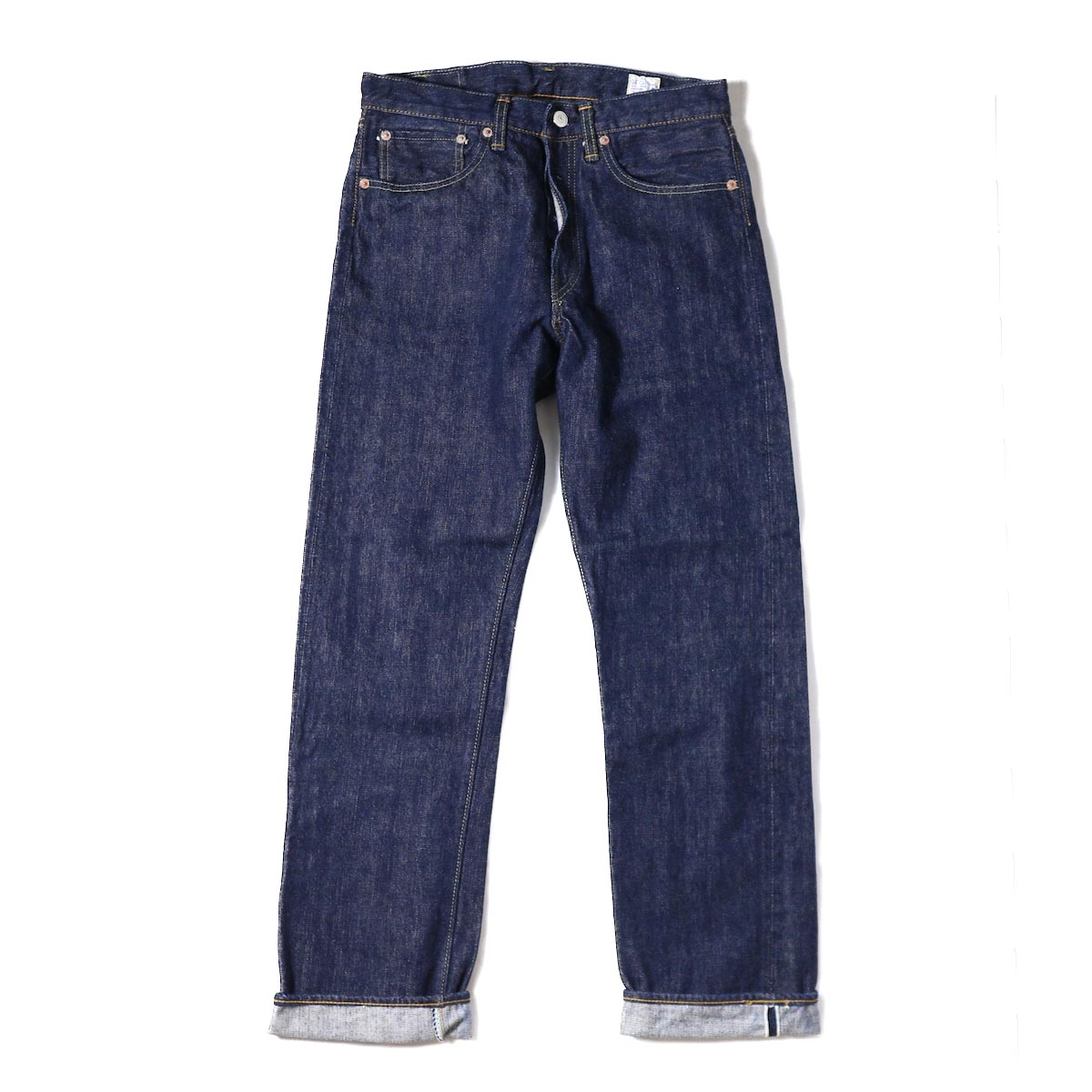 orSlow / Ladies 105 STANDARD DENIM -One Wash