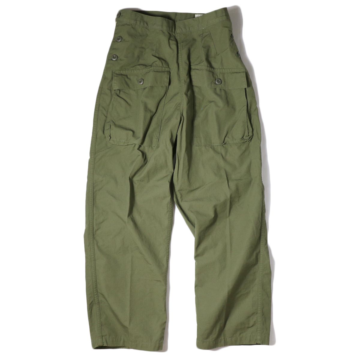 orSlow / US ARMY 2 POCKETS PANTS
