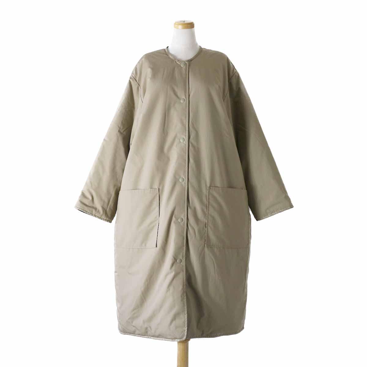 orSlow / Liner Coat -KHAKI×NAVY