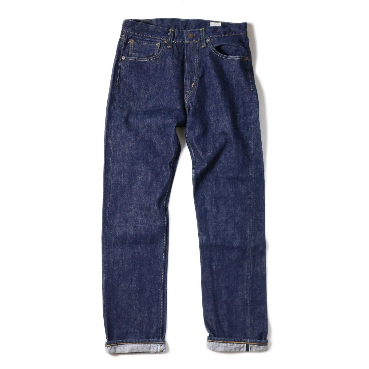 orSlow / Ladies 107 IVY FIT DENIM -One Wash