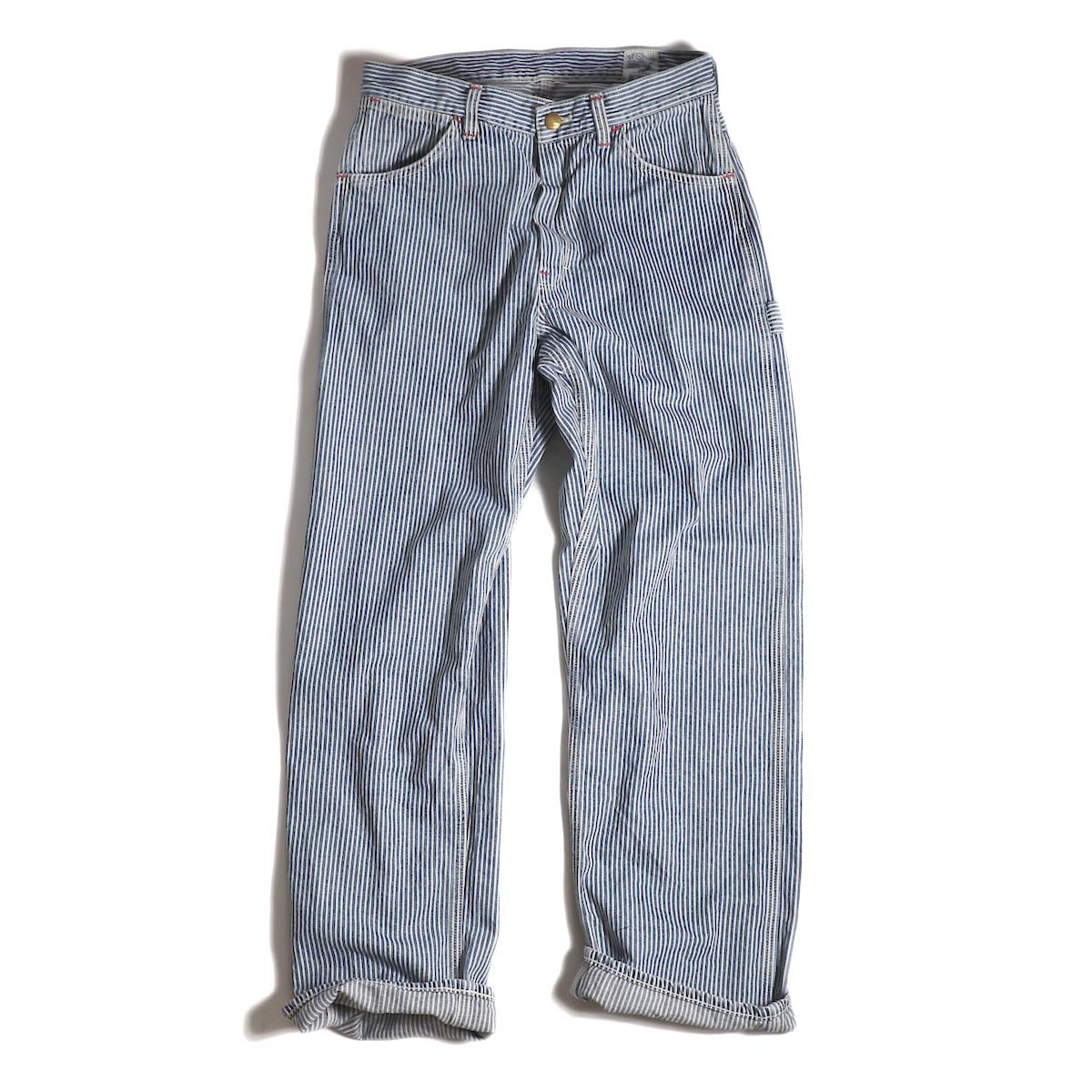 orSlow / PAINTER PANTS -DNM Hickory