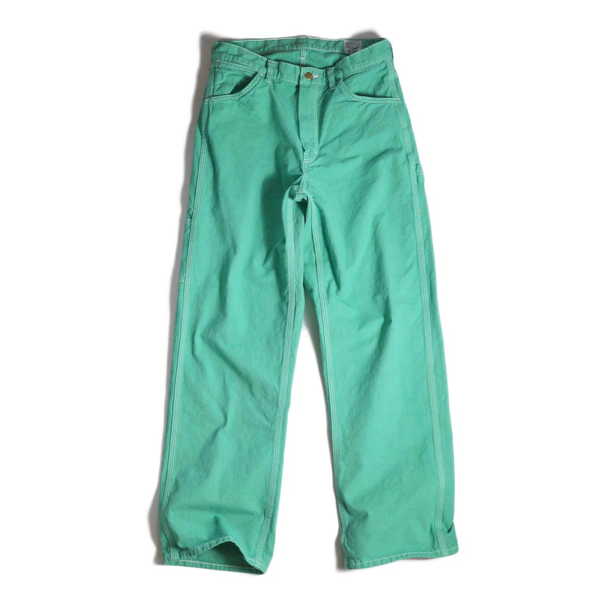 orSlow / PAINTER PANTS -Green