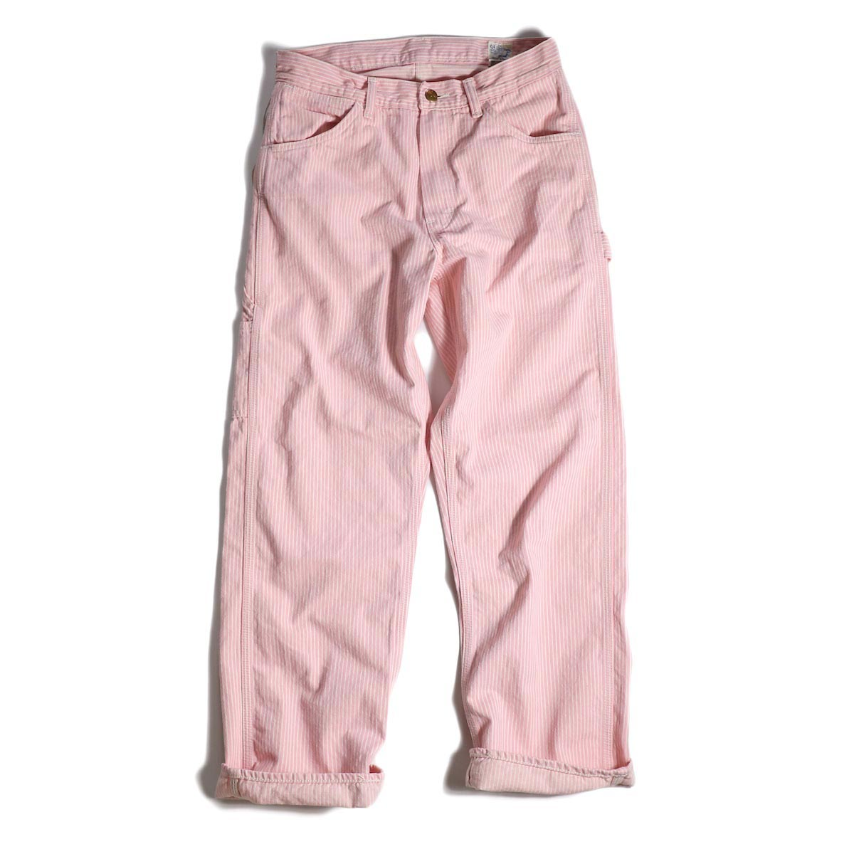 orSlow / PAINTER PANTS -Pink Hickory