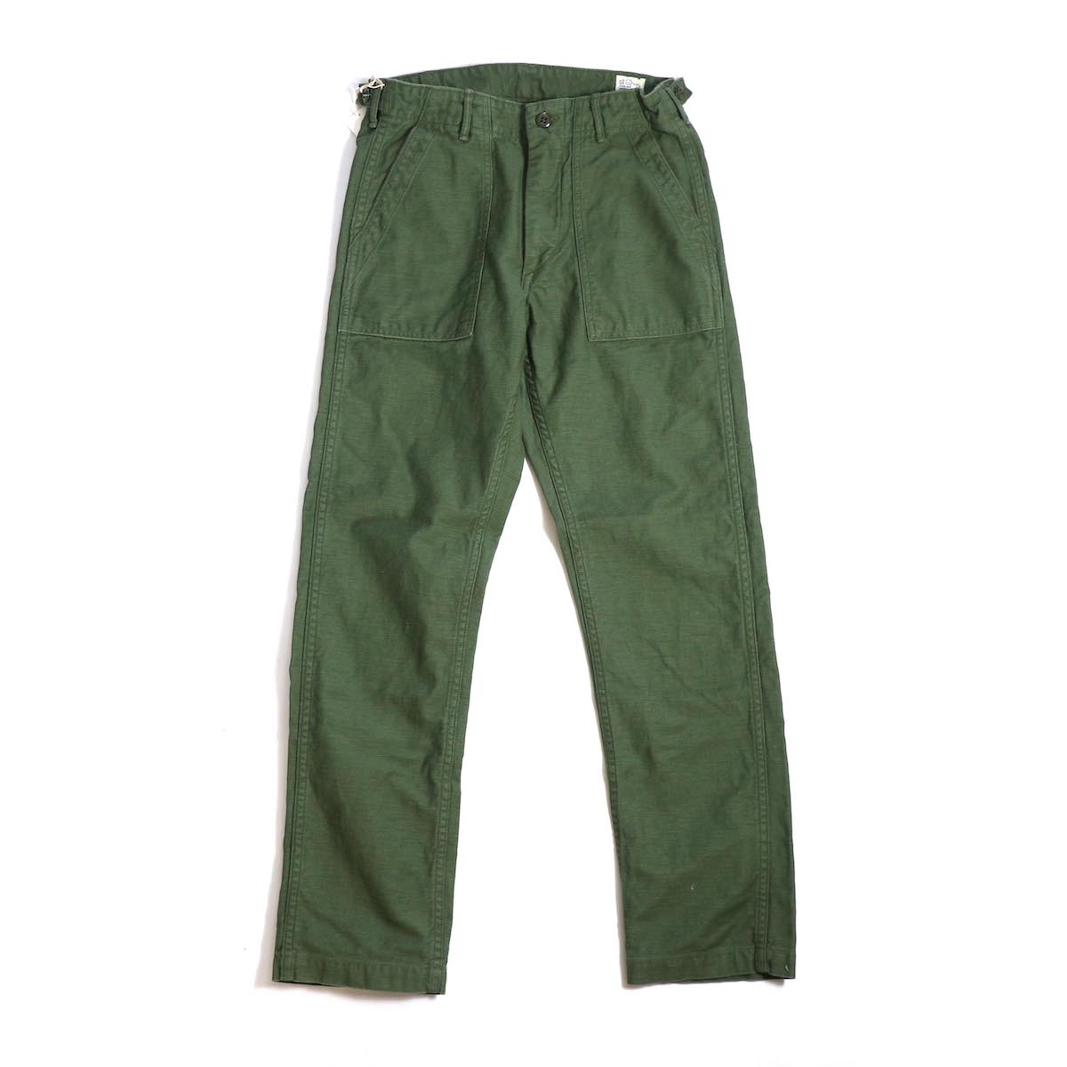 orSlow / SLIM FIT FATIGUE PANTS