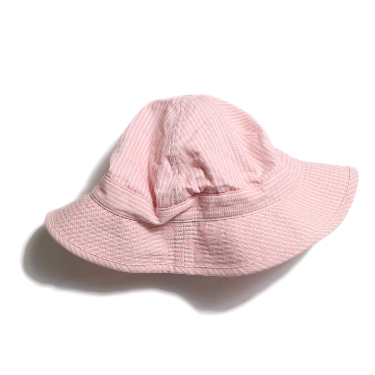 orSlow / US NAVY HAT -PINK HICKORY-
