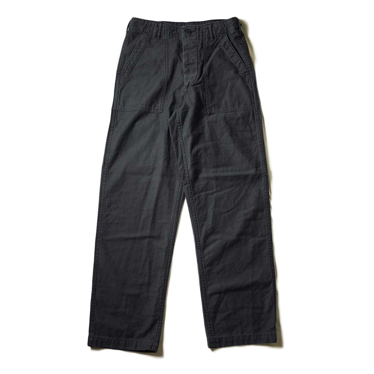 orSlow / US ARMY FATIGUE PANTS (BLACK STONE)