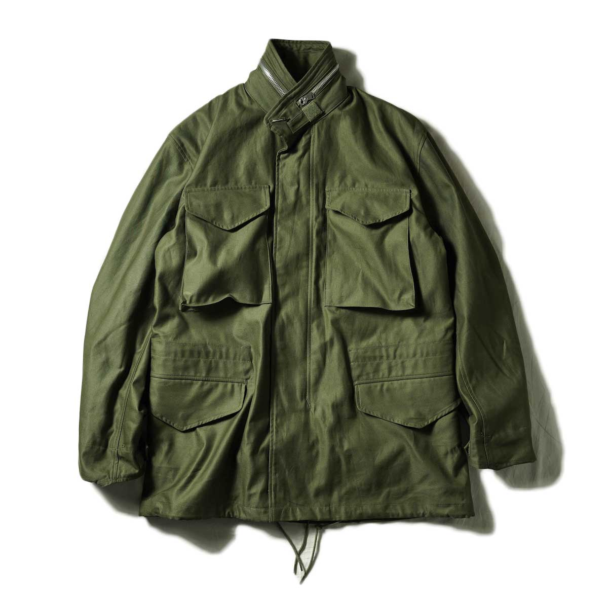 orSlow / M-65 FIELD JACKET (ARMY GREEN)