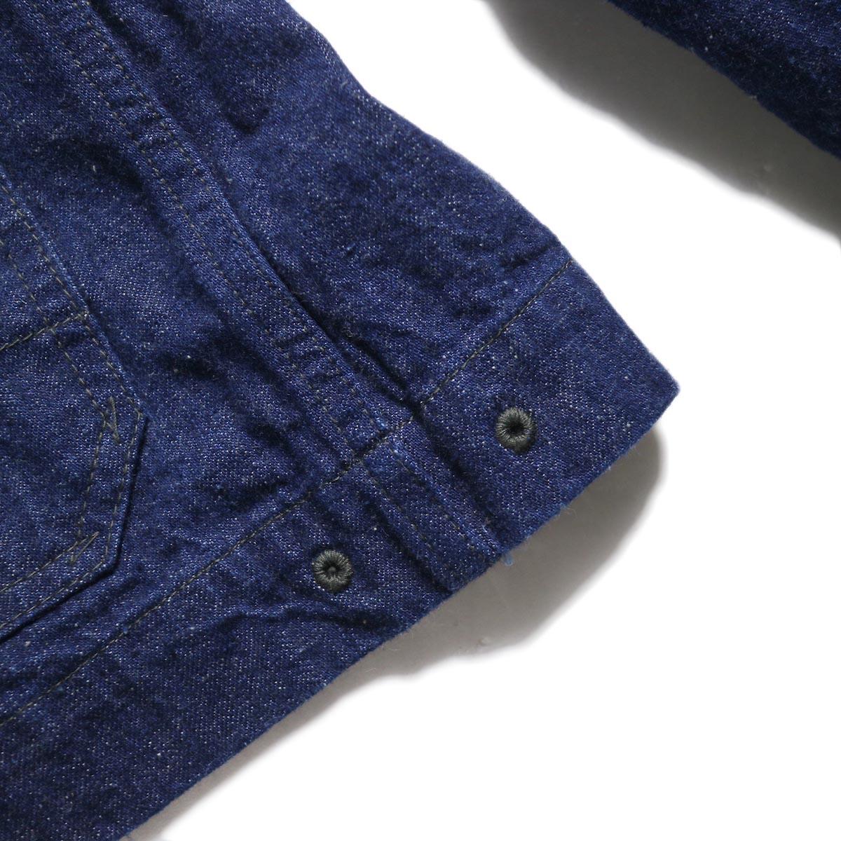 orSlow / US NAVY SHAWL COLLAR JACKET (One Wash)裾