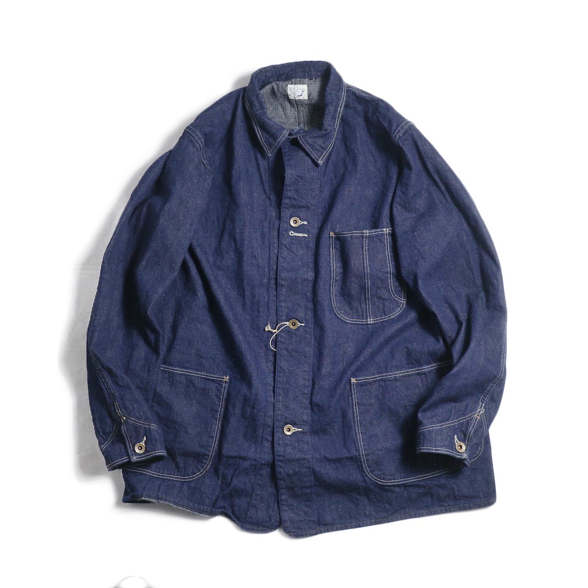 orSlow / 40's Coverall -One Wash