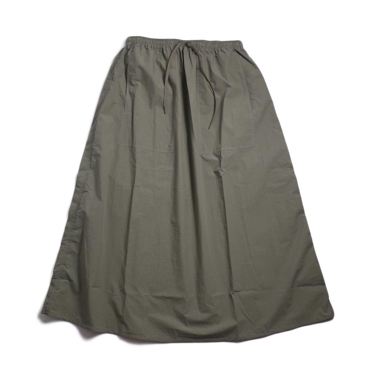 orSlow / Climbing Skirt -Greige