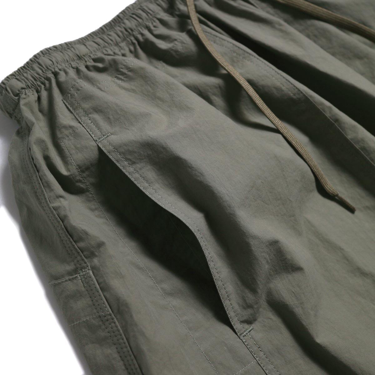 orSlow / Climbing Skirt -Greige ポケット