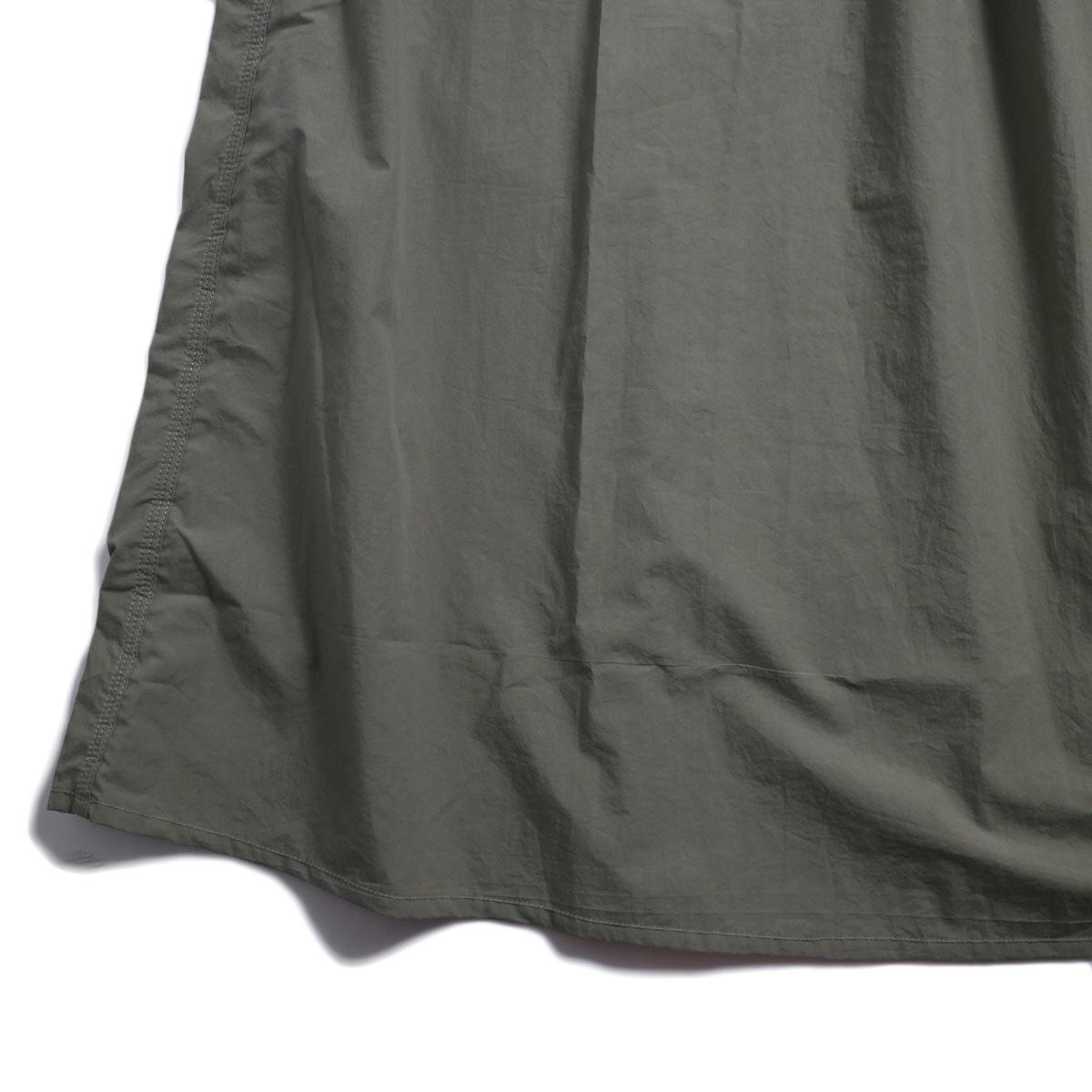 orSlow / Climbing Skirt -Greige 裾