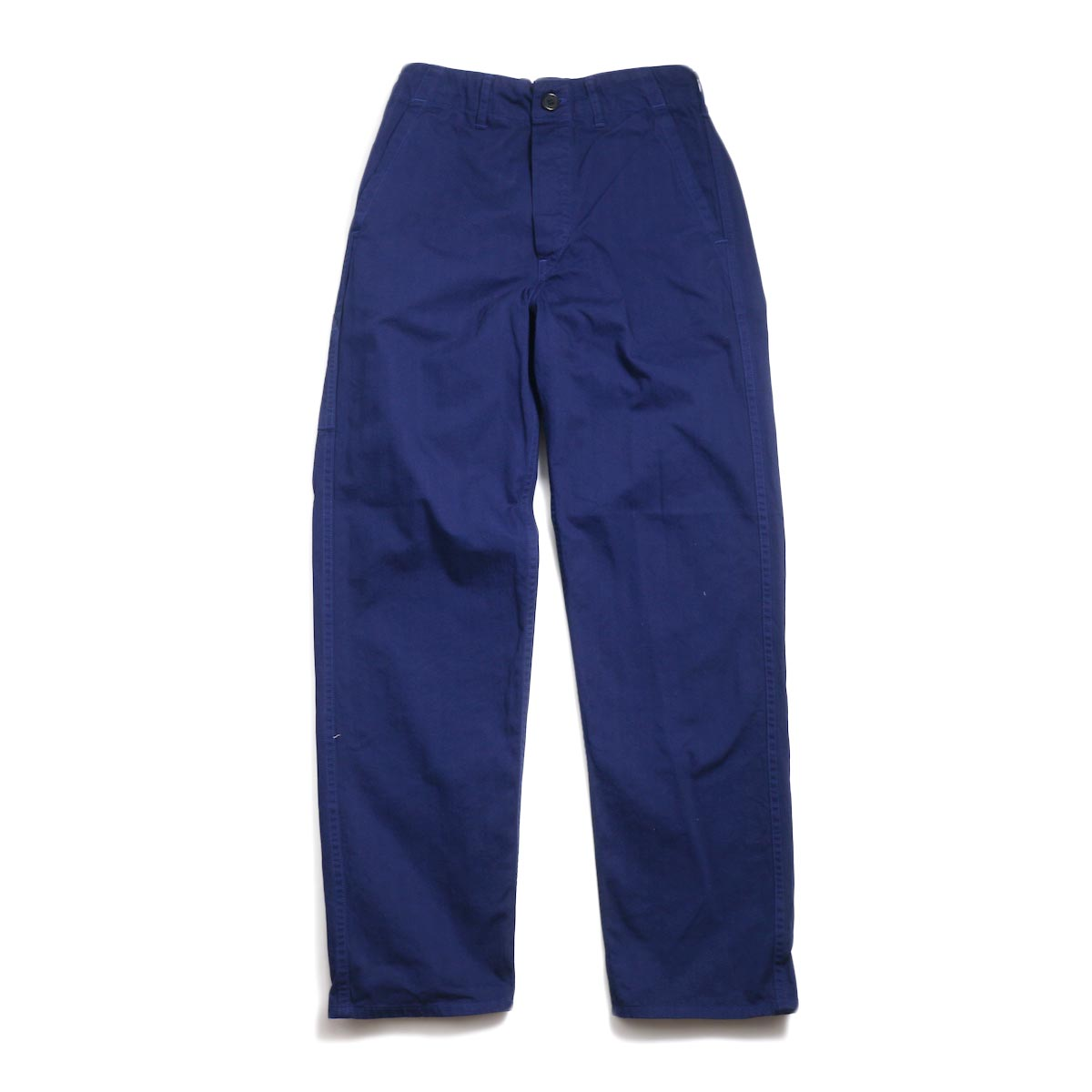 orSlow / French Work Pants -Blue