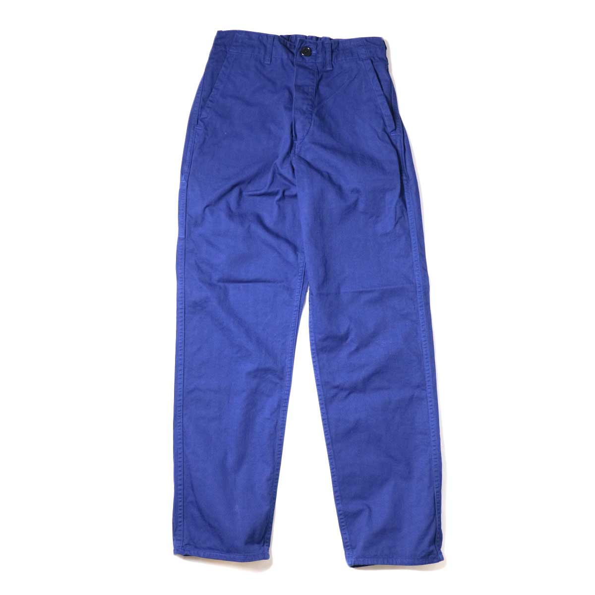 orSlow / French Work Pants (Blue)