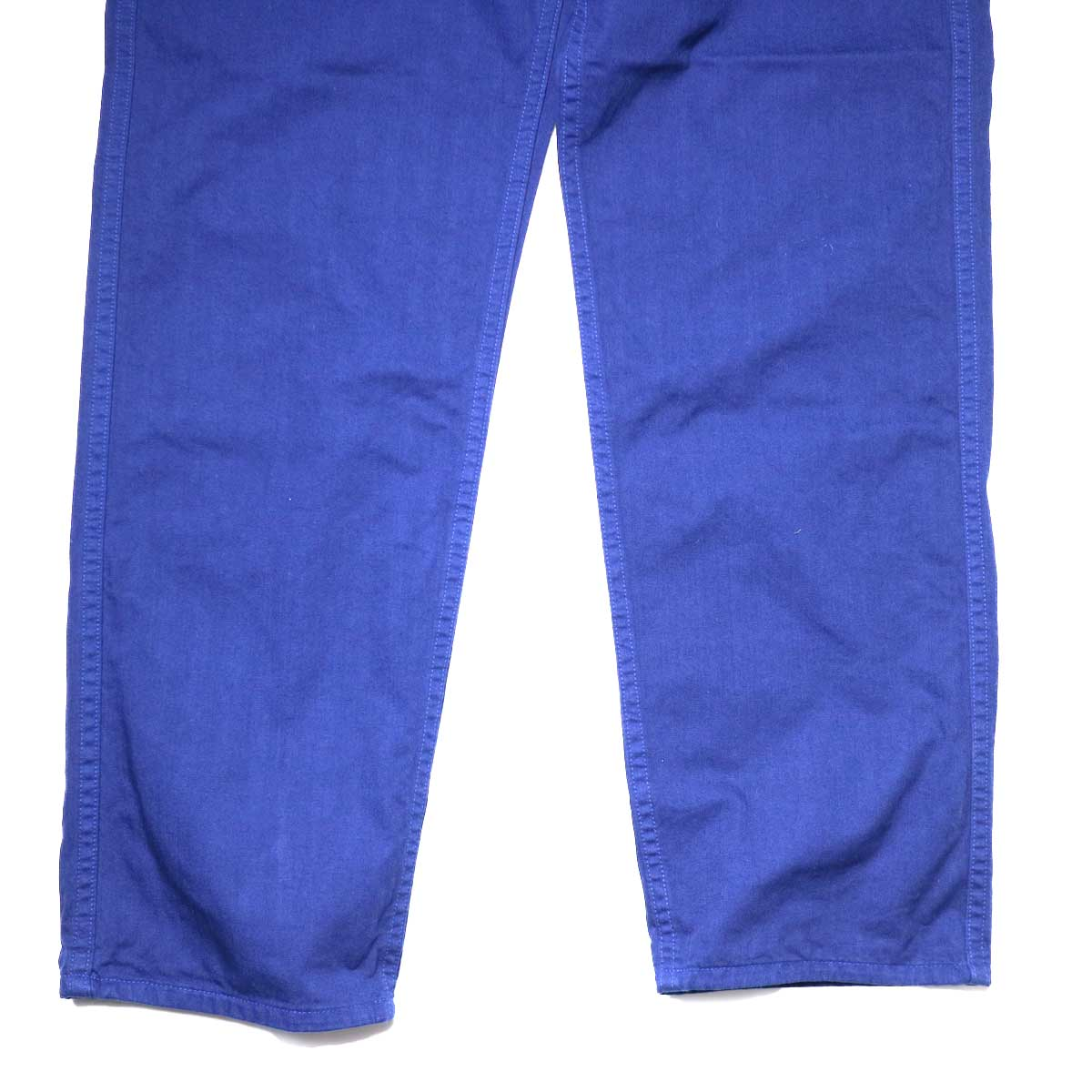 orSlow / French Work Pants (Blue) 裾