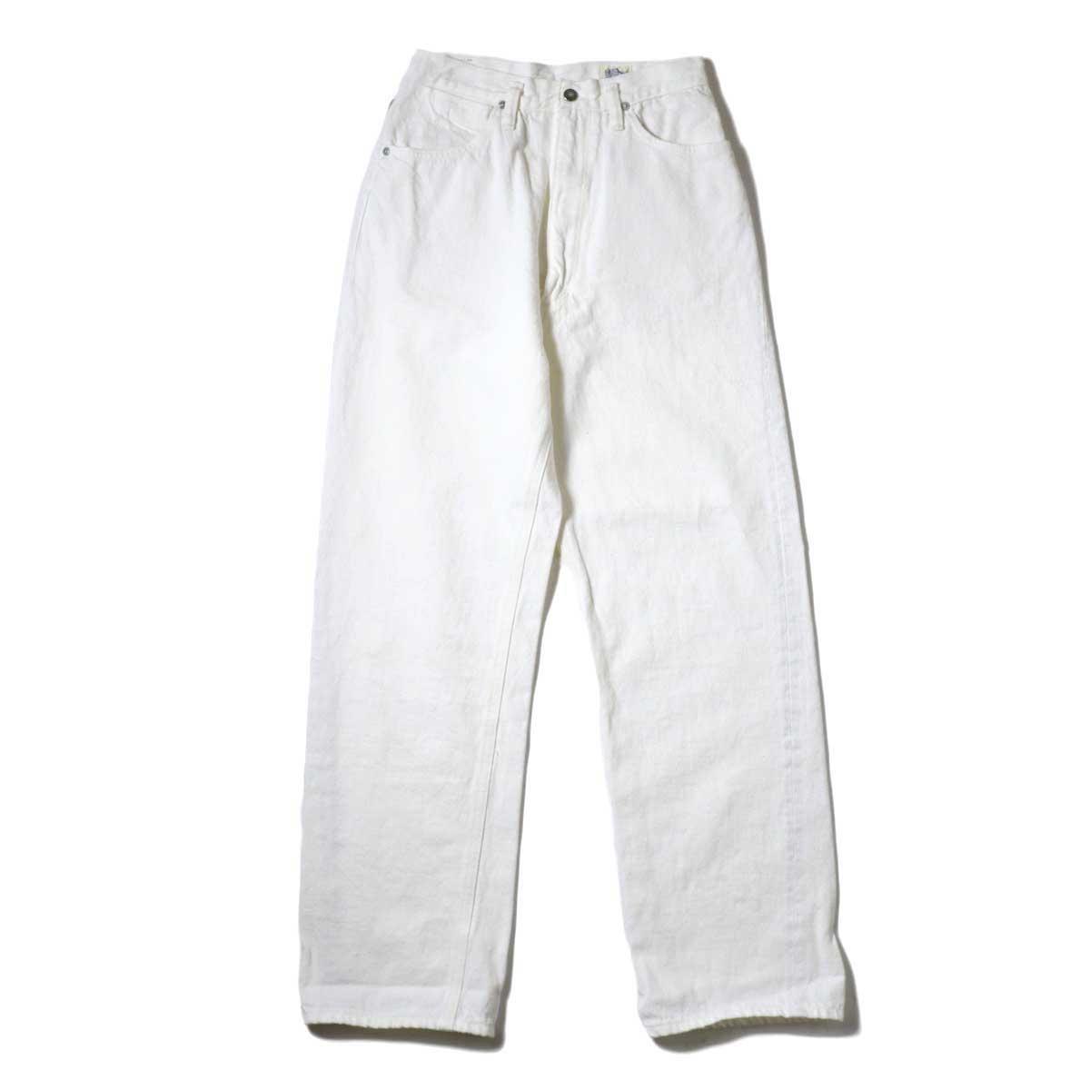 orSlow / High Waist Denim Pants (Jasmin) 正面