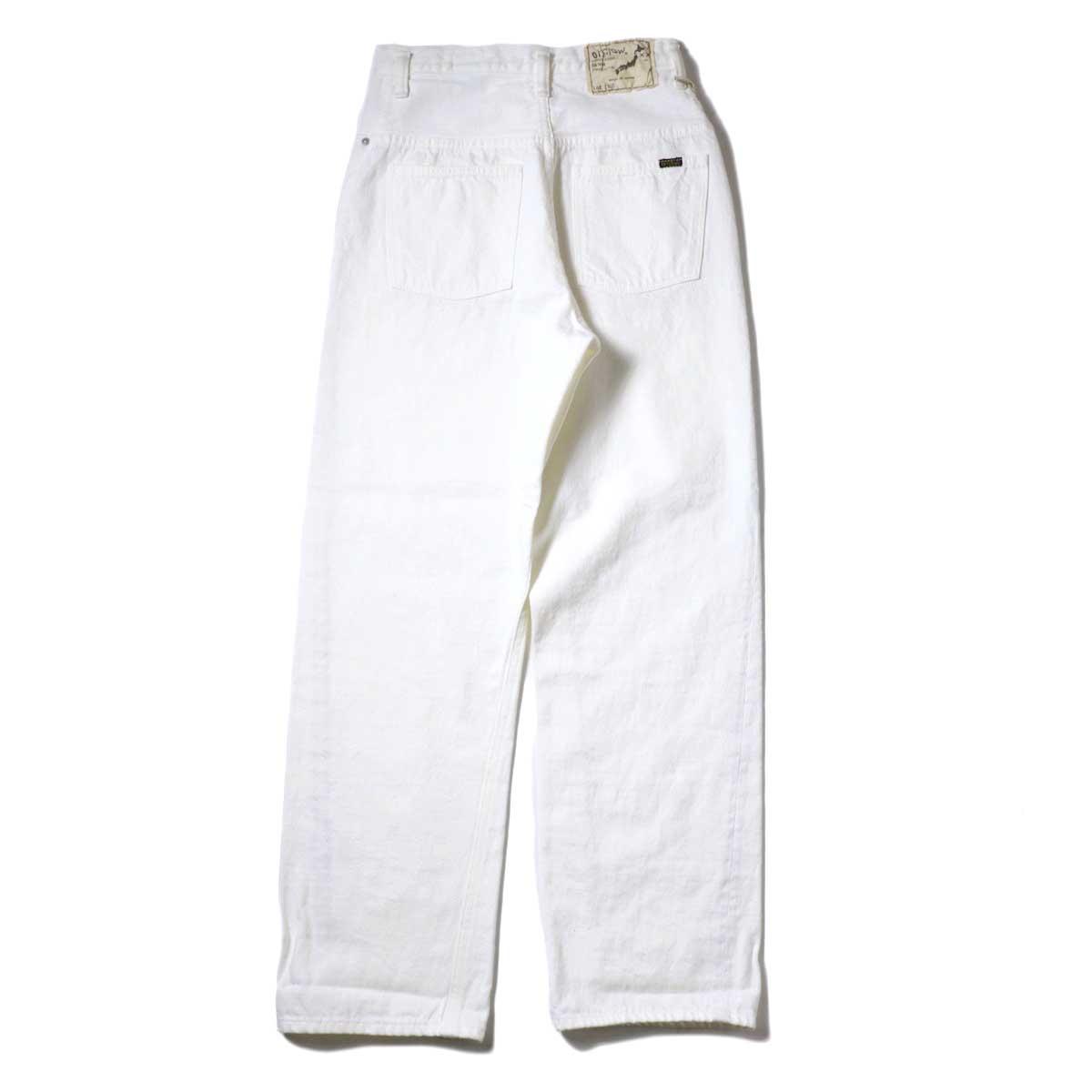 orSlow / High Waist Denim Pants (Jasmin) 背面