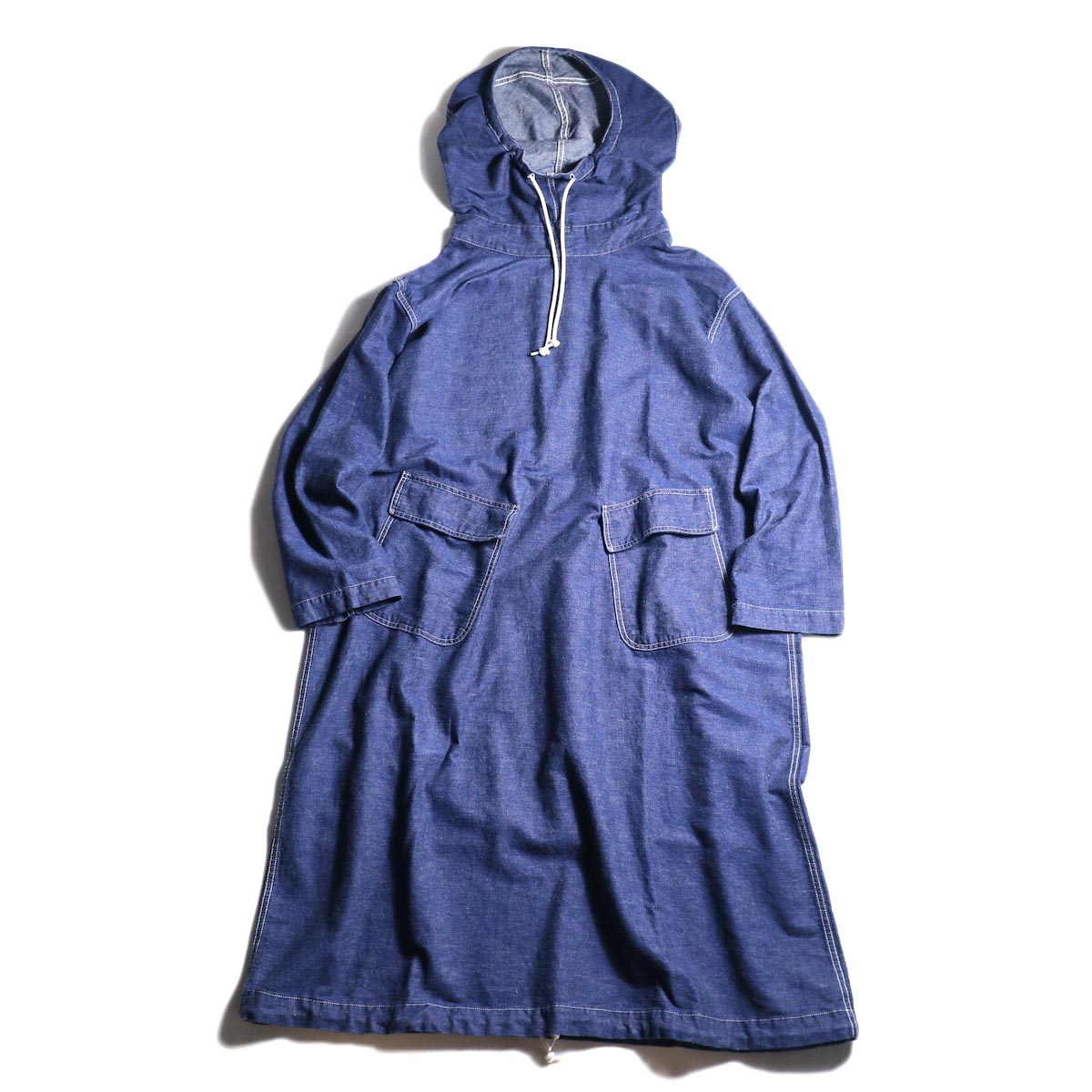 orSlow / SALVAGE HOOD ONE-PIECES(One Wash)