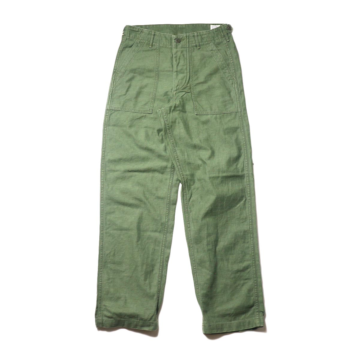 orSlow / US ARMY FATIGUE PANTS (Used Green)