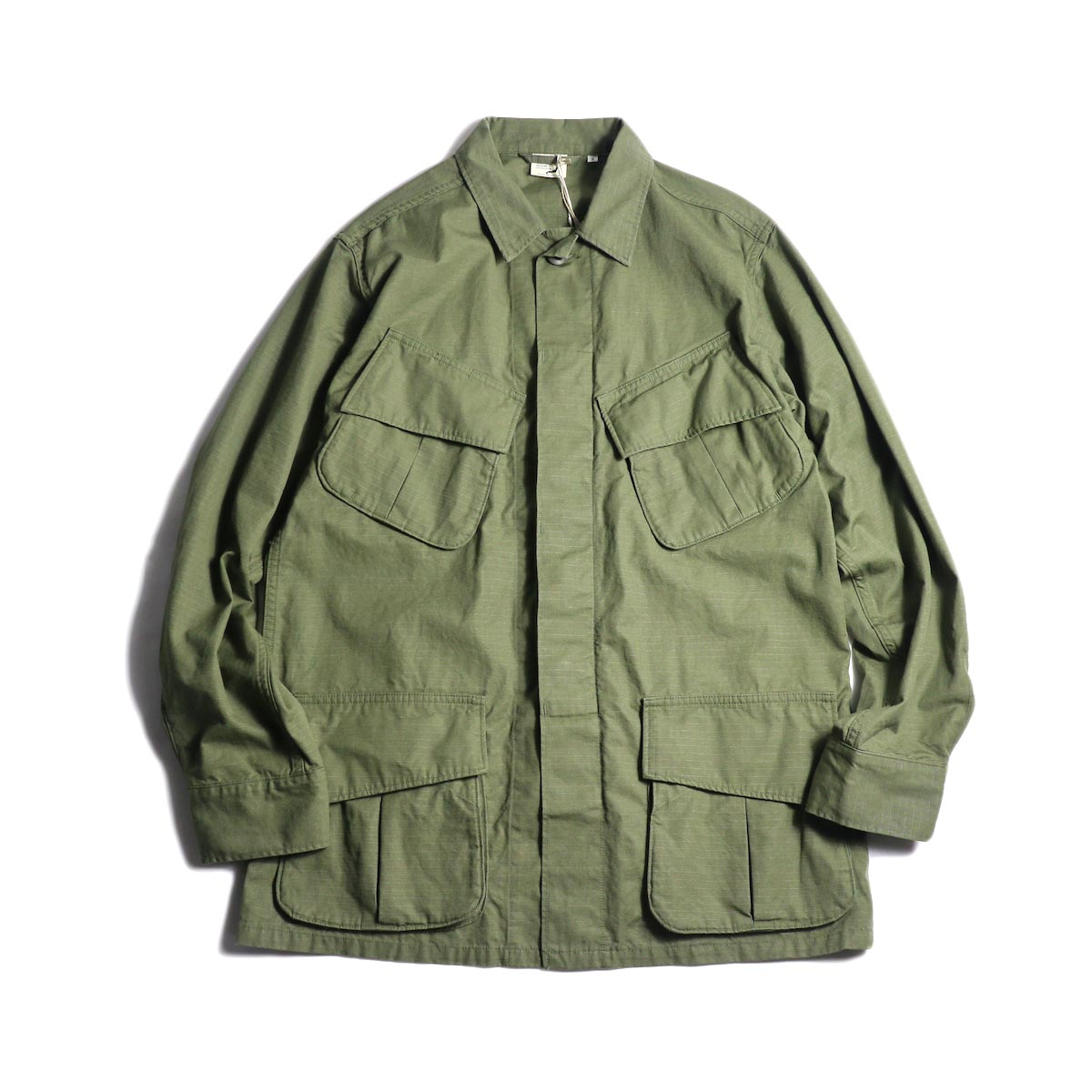 orSlow / US ARMY TROPICAL JACKET