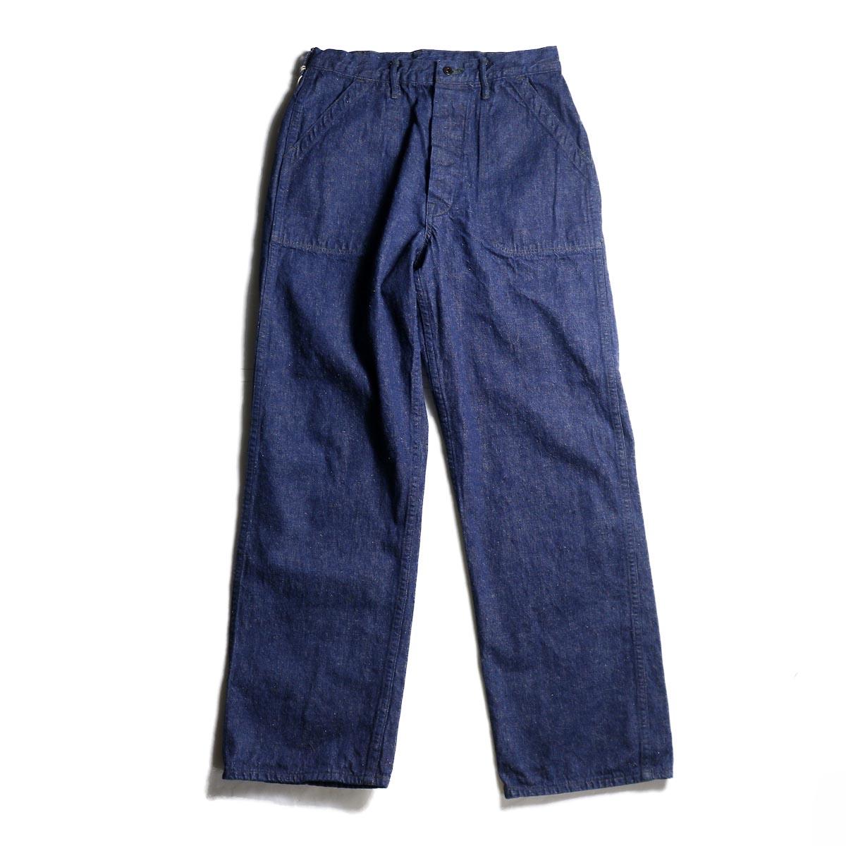 orSlow / US NAVY UTILITY PANTS (ONE WASH)