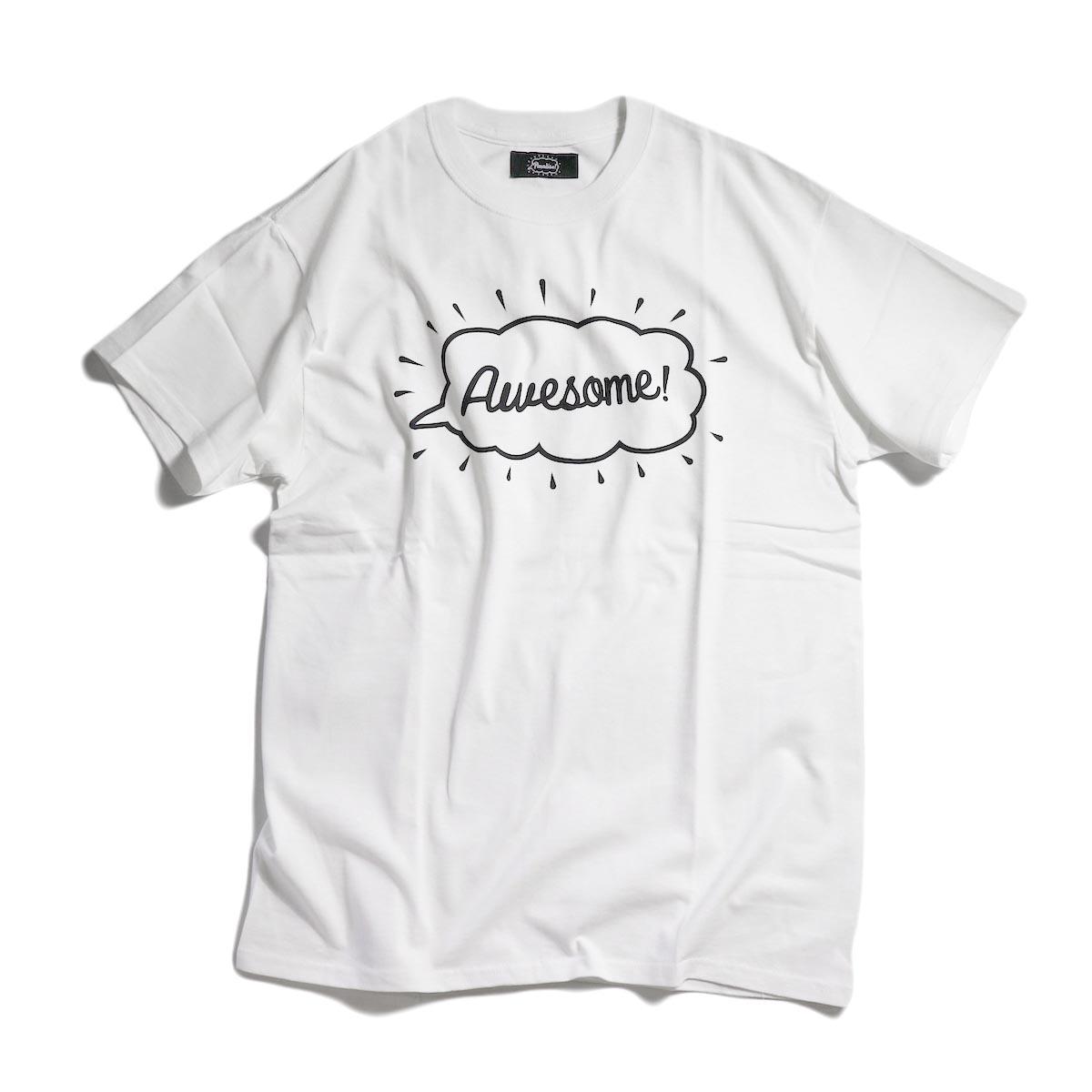 Paradise! / T-Shirt (Awesome) -White