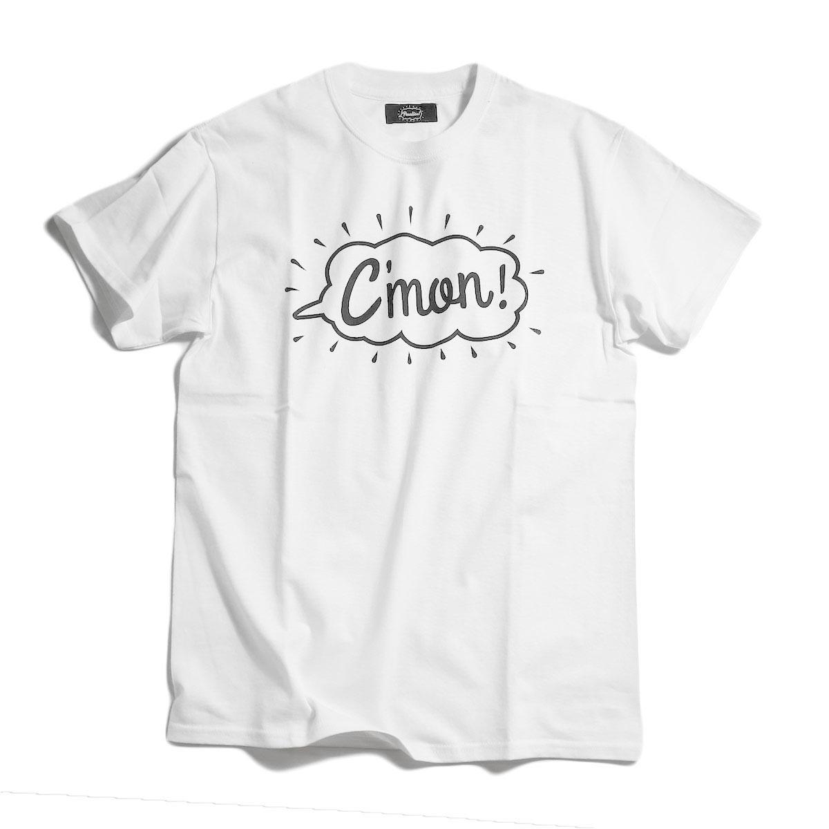 Paradise! / T-Shirt (C'mon) -White