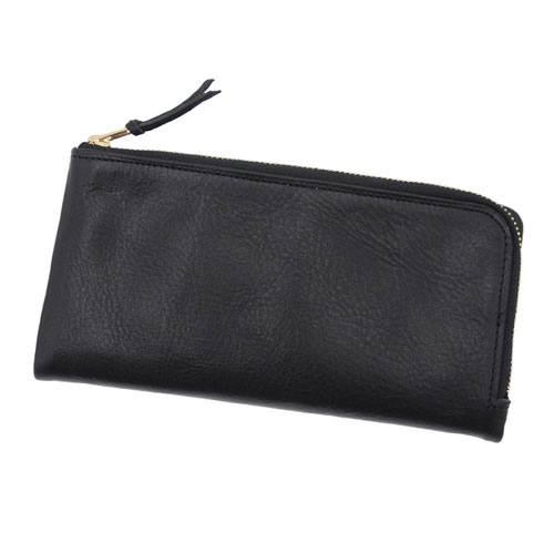 PORTER / SOAK Long Wallet -Black