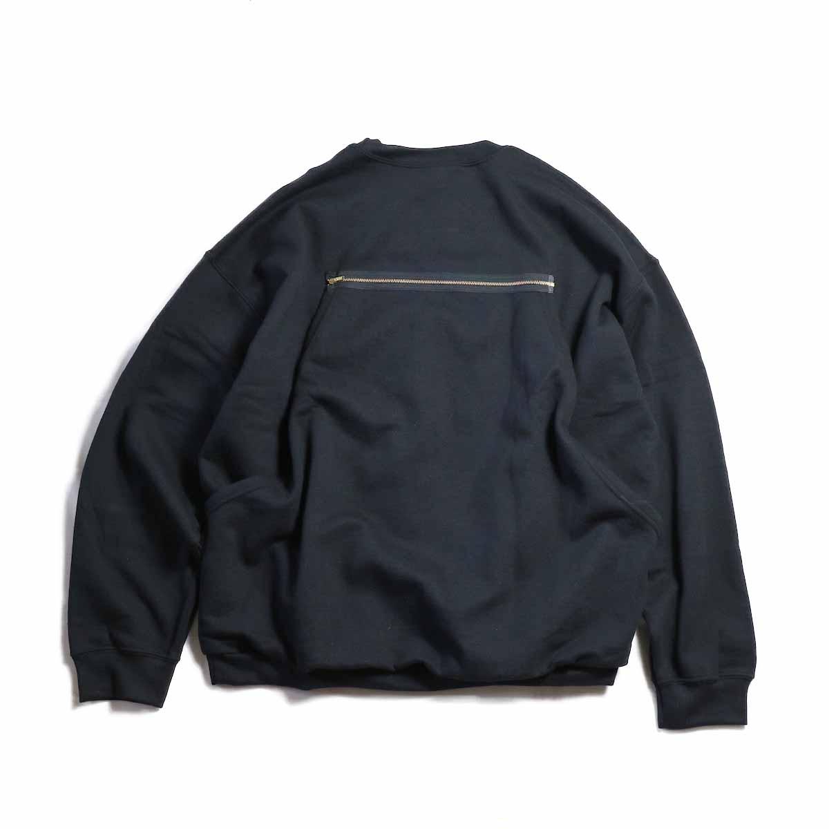 PRE_ / HUNTING SWEAT -BLACK