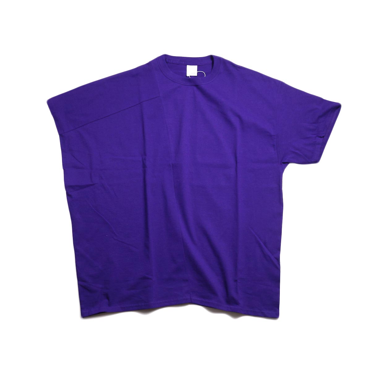 PRE_ Docking Tee -Purple