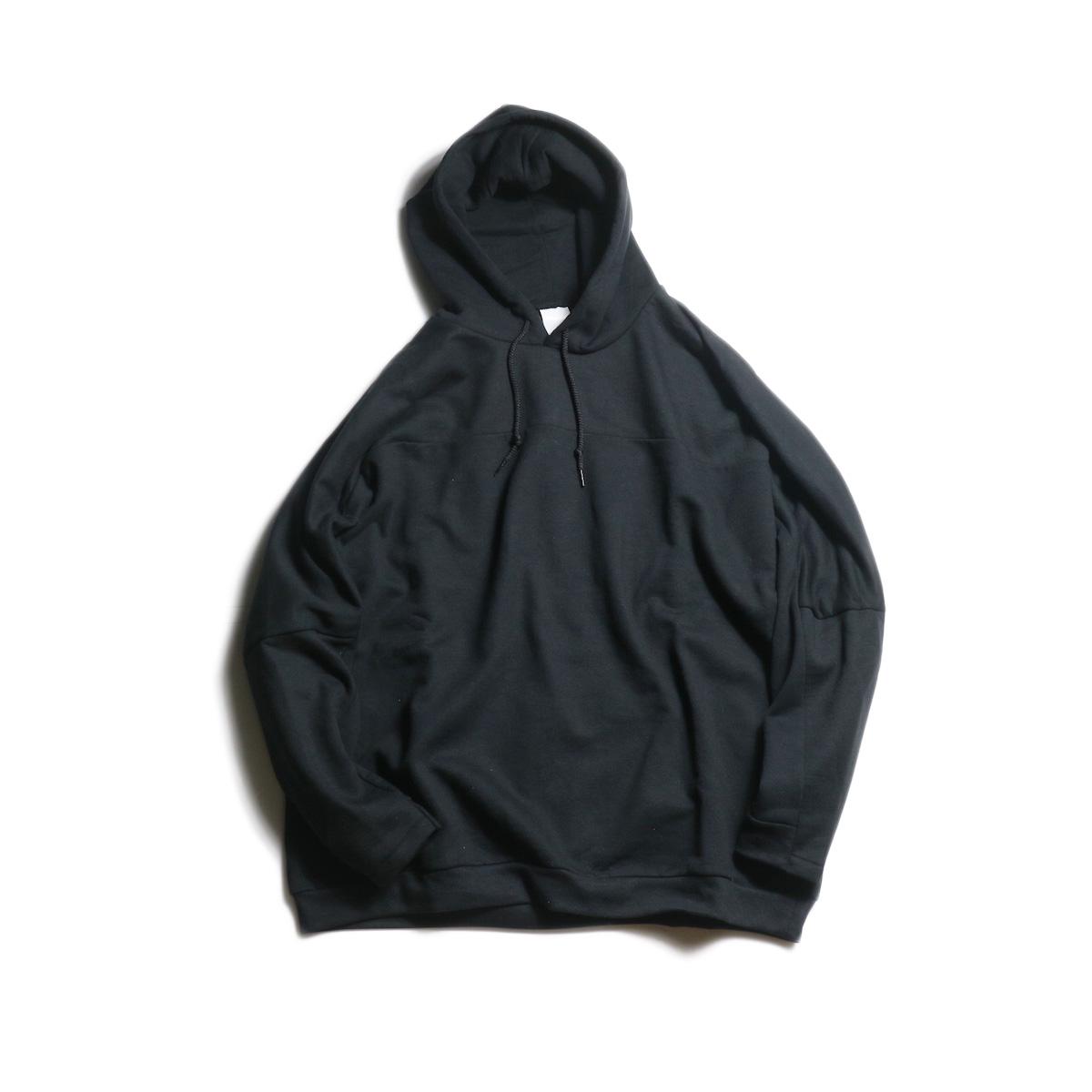 PRE_ / FTB Hooded (Black)