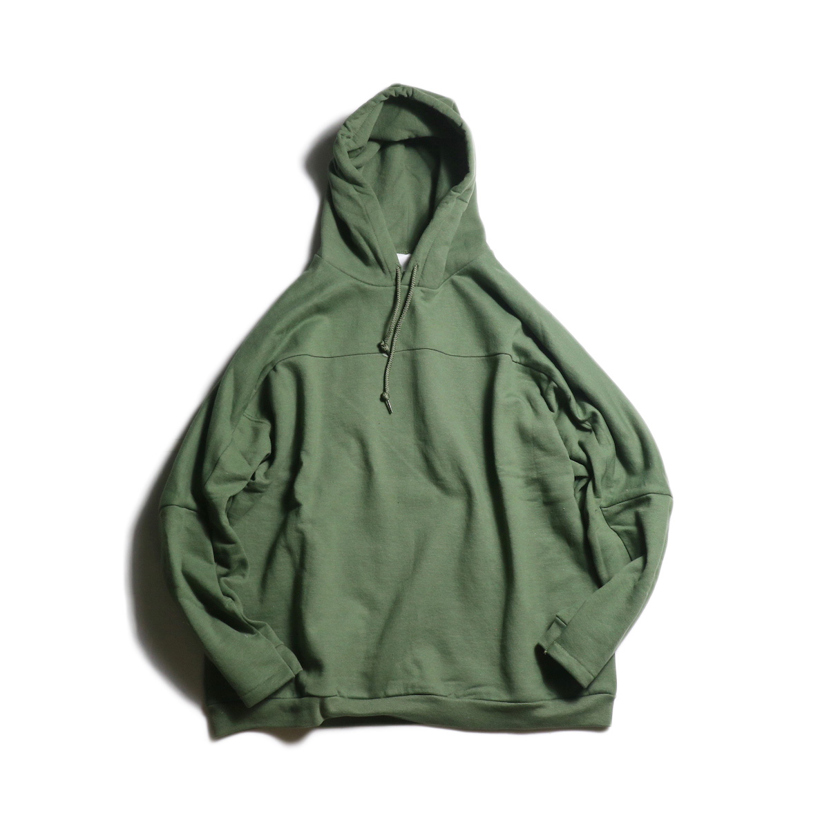 PRE_ / FTB Hooded (Military Green)