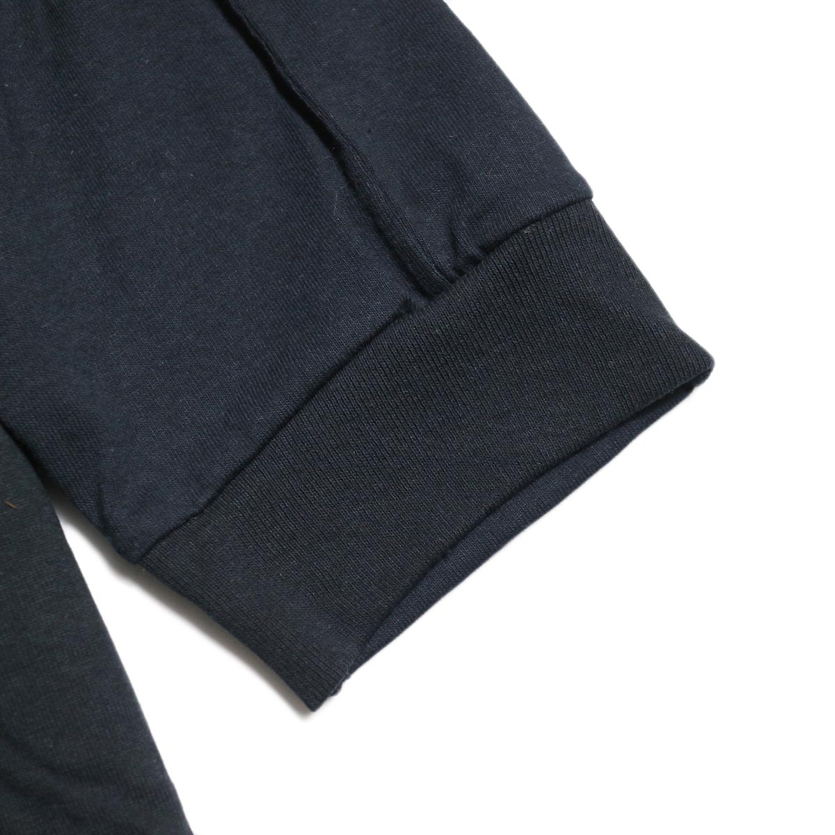 PRE_ / LINE 3/4 SLEEVE LS T (Black)袖口