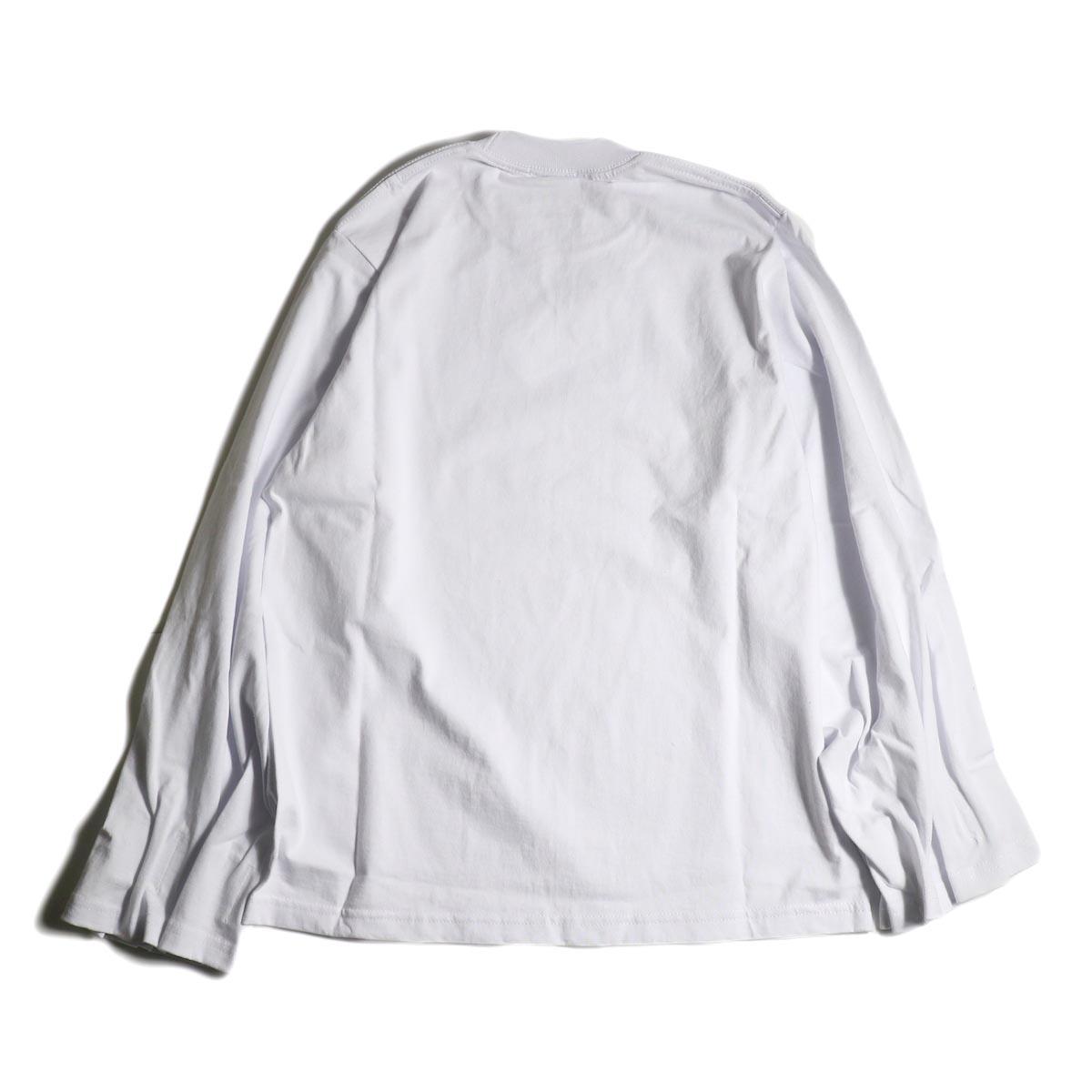 PRE_ / MKS LS T (White)背面