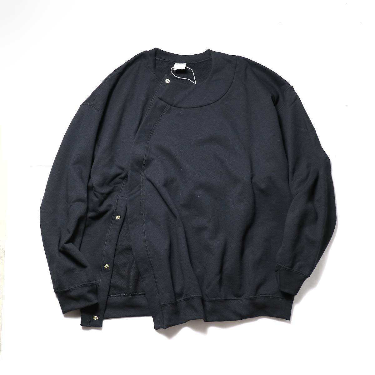 PRE_ / NNM CDG SWEAT (Black)