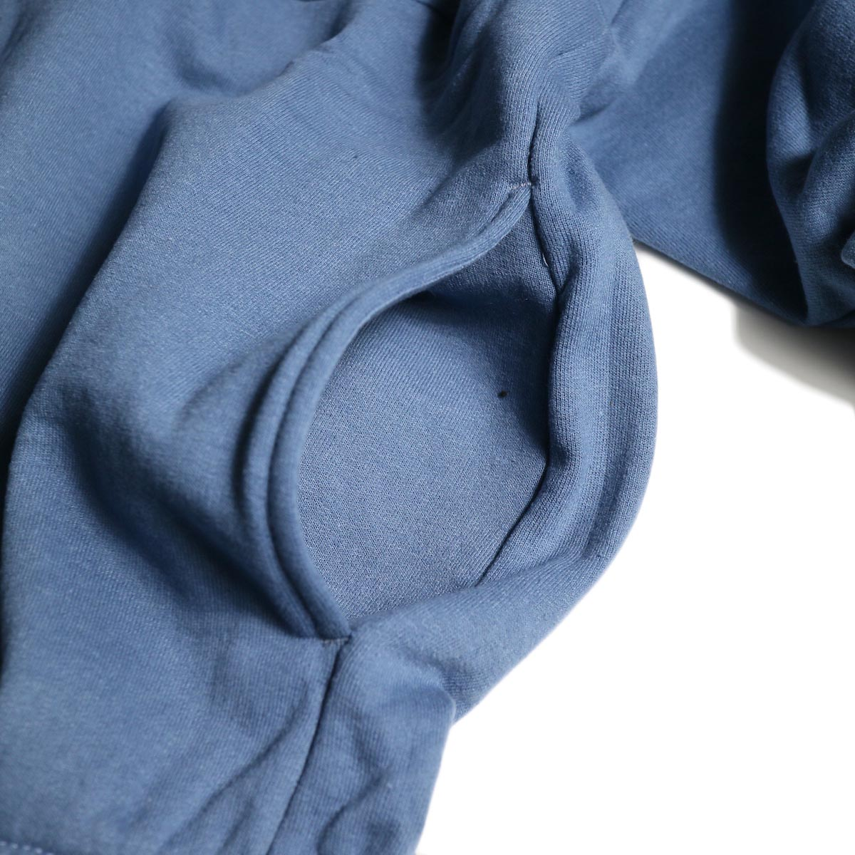 PRE_ / P-STYLE SWEAT (Indigo Blue)ポケット