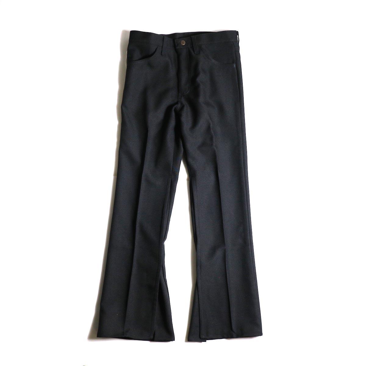 PRE_ / ZK OPEN PANTS (Black)