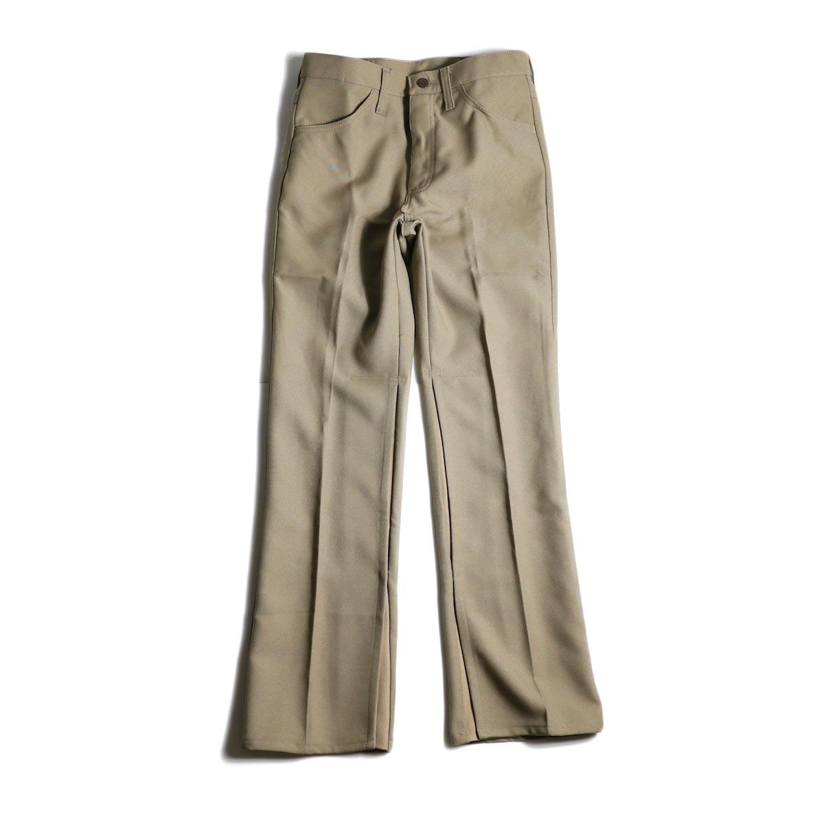 PRE_ / ZK OPEN PANTS (Tan)