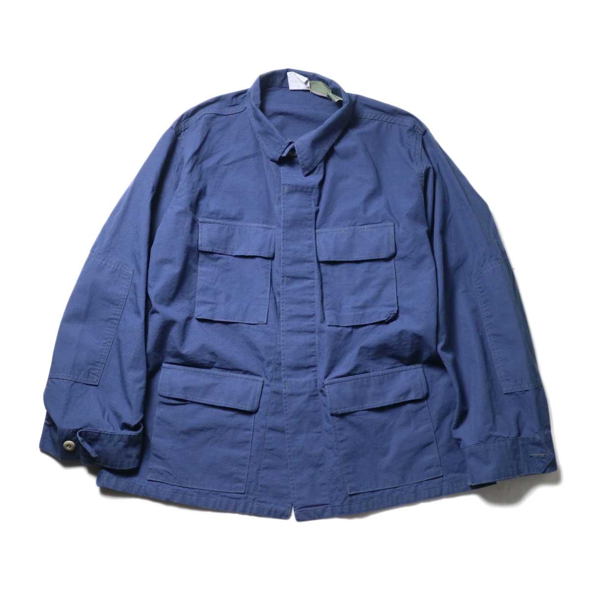 PROPPER OVER DYE BDU COAT (Slate Blue)